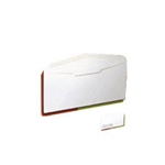 Commercial Size White Wove Envelopes